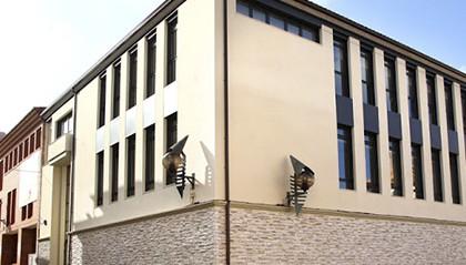 Instalaciones Casa de Cultura Andorra